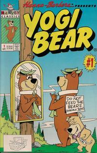 Cover Thumbnail for Yogi Bear (Harvey, 1992 series) #1