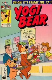 Cover Thumbnail for Yogi Bear (Harvey, 1992 series) #4