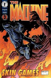 Cover Thumbnail for The Machine (Dark Horse, 1994 series) #4