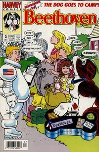 Cover Thumbnail for Beethoven (Harvey, 1994 series) #3