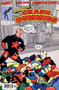 Cover Thumbnail for Crash Dummies (Harvey, 1993 series) #3