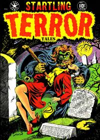 Cover Thumbnail for Startling Terror Tales (Star Publications, 1952 series) #10