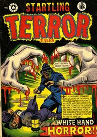 Cover Thumbnail for Startling Terror Tales (Star Publications, 1952 series) #12
