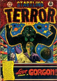 Cover Thumbnail for Startling Terror Tales (Star Publications, 1952 series) #13