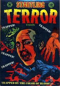 Cover Thumbnail for Startling Terror Tales (Star Publications, 1952 series) #14