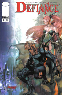 Cover Thumbnail for Defiance (Image, 2002 series) #1