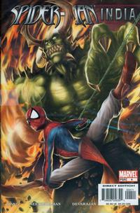 Cover Thumbnail for Spider-Man: India (Marvel, 2005 series) #4