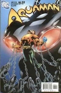 Cover Thumbnail for Aquaman (DC, 2003 series) #32