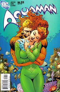 Cover Thumbnail for Aquaman (DC, 2003 series) #33