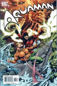Cover Thumbnail for Aquaman (DC, 2003 series) #34