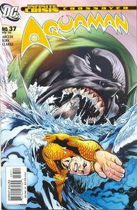 Cover Thumbnail for Aquaman (DC, 2003 series) #37