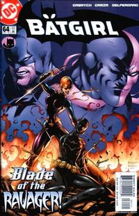 Cover Thumbnail for Batgirl (DC, 2000 series) #64