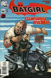 Cover Thumbnail for Batgirl (DC, 2000 series) #66