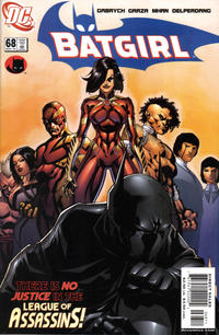 Cover Thumbnail for Batgirl (DC, 2000 series) #68