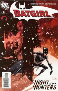 Cover Thumbnail for Batgirl (DC, 2000 series) #71