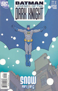 Cover Thumbnail for Batman: Legends of the Dark Knight (DC, 1992 series) #192