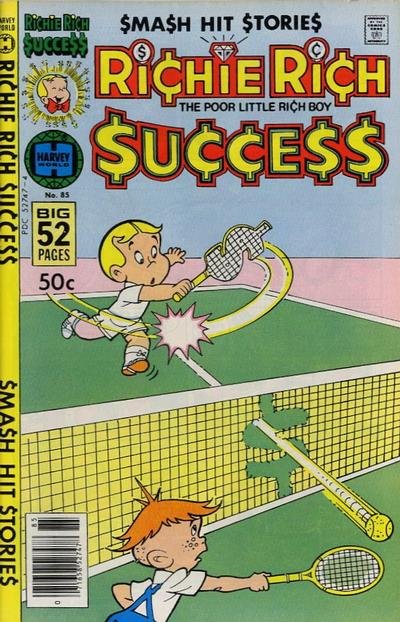 Cover for Richie Rich Success Stories (Harvey, 1964 series) #85