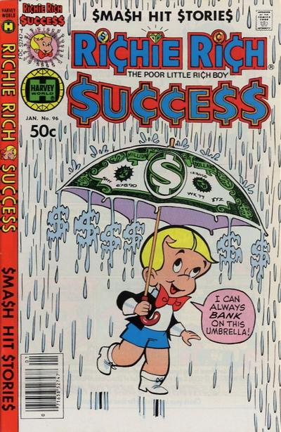 Cover for Richie Rich Success Stories (Harvey, 1964 series) #96