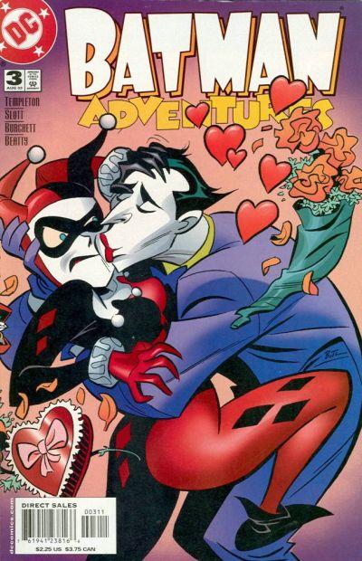 Cover for Batman Adventures (DC, 2003 series) #3