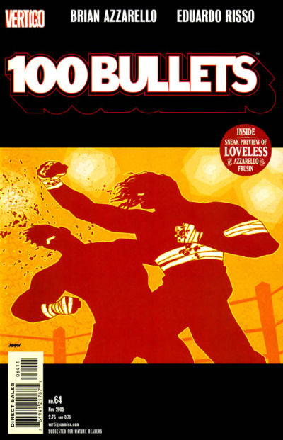 Cover for 100 Bullets (DC, 1999 series) #64