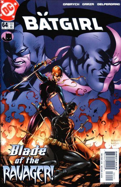 Cover for Batgirl (DC, 2000 series) #64