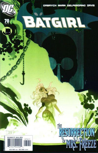 Cover for Batgirl (DC, 2000 series) #70