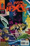 Cover for Black Axe (Marvel, 1993 series) #4