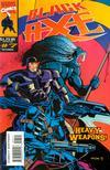 Cover for Black Axe (Marvel, 1993 series) #7