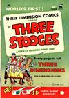 Cover for Three Stooges (St. John, 1953 series) #2
