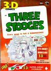 Cover for Three Stooges (St. John, 1953 series) #3