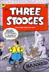 Cover for Three Stooges (St. John, 1953 series) #6