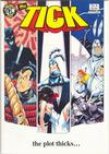 Cover for The Tick (New England Comics, 1988 series) #4