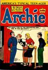 Cover for Archie Comics (Bell Features, 1948 series) #36