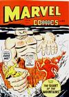 Cover for Marvel Mystery Comics (Bell Features, 1948 series) #89