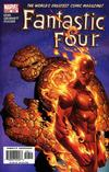 Cover for Fantastic Four (Marvel, 1998 series) #526 [Direct Edition]