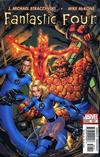 Cover for Fantastic Four (Marvel, 1998 series) #527 [Direct Edition]