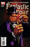 Cover for Fantastic Four (Marvel, 1998 series) #528 [Direct Edition]