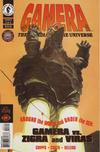 Cover for Gamera (Dark Horse, 1996 series) #3