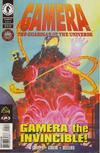 Cover for Gamera (Dark Horse, 1996 series) #4