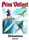Cover for Prins Valiant (Bonnier Carlsen, 1994 series) #25