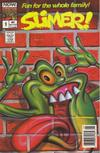 Cover for Slimer! (Now, 1989 series) #1 [Newsstand]