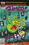 Cover for Slimer! (Now, 1989 series) #8 [Newsstand]