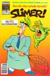 Cover for Slimer! (Now, 1989 series) #19 [Newsstand]
