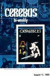 Cover for Cerebus Bi-Weekly (Aardvark-Vanaheim, 1988 series) #19