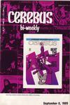 Cover for Cerebus Bi-Weekly (Aardvark-Vanaheim, 1988 series) #21