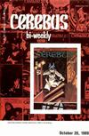Cover for Cerebus Bi-Weekly (Aardvark-Vanaheim, 1988 series) #24