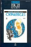 Cover for Cerebus: High Society (Aardvark-Vanaheim, 1990 series) #4