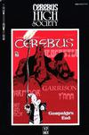 Cover for Cerebus: High Society (Aardvark-Vanaheim, 1990 series) #17