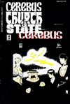 Cover for Cerebus Church & State (Aardvark-Vanaheim, 1991 series) #10