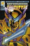 Cover for Prototype (Malibu, 1993 series) #8